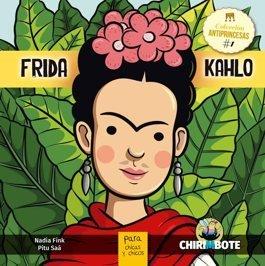 Frida Kahlo - Anti Princesas FRIDA
