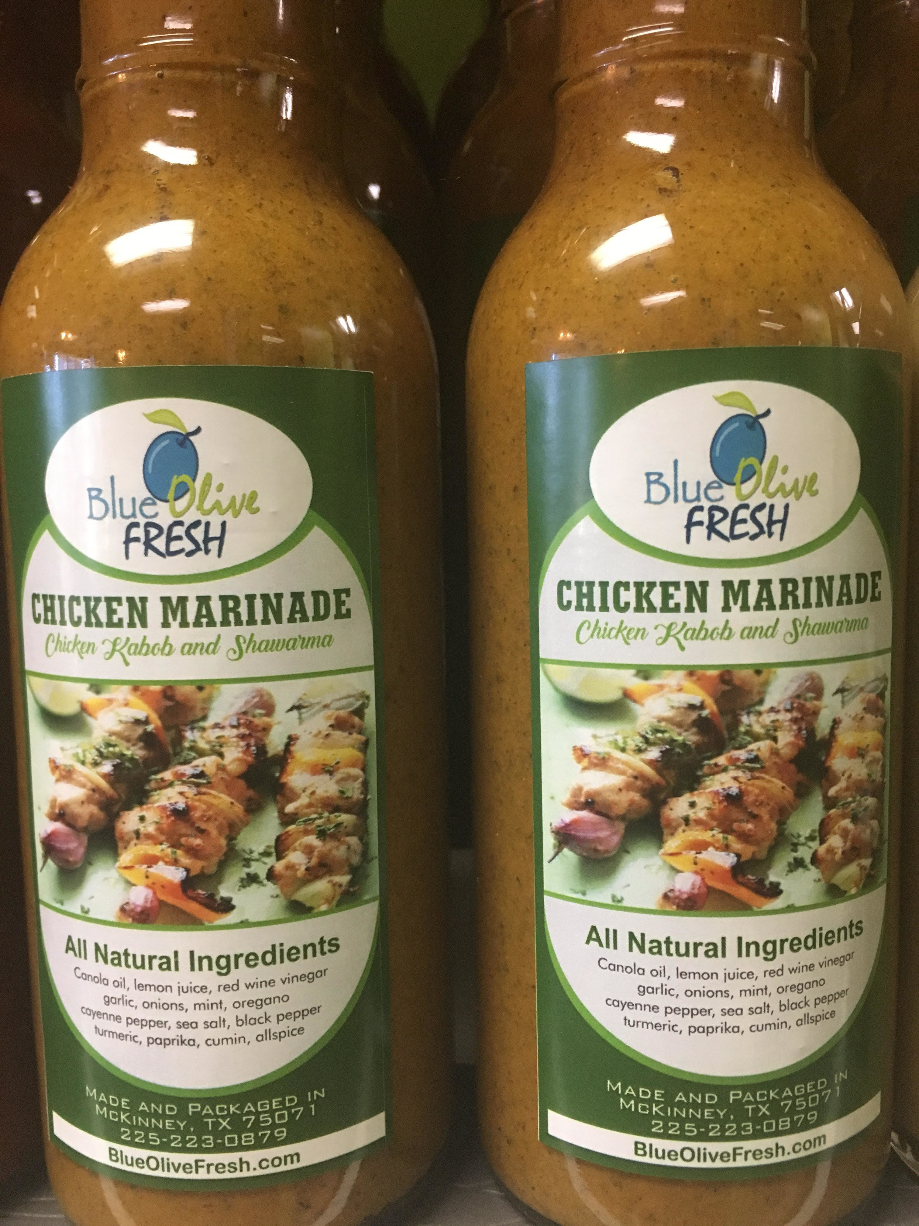 Chicken Marinade - Chicken Kabob & Shawarma 00016