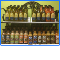 Line of Blue Olive Fresh Products 00023