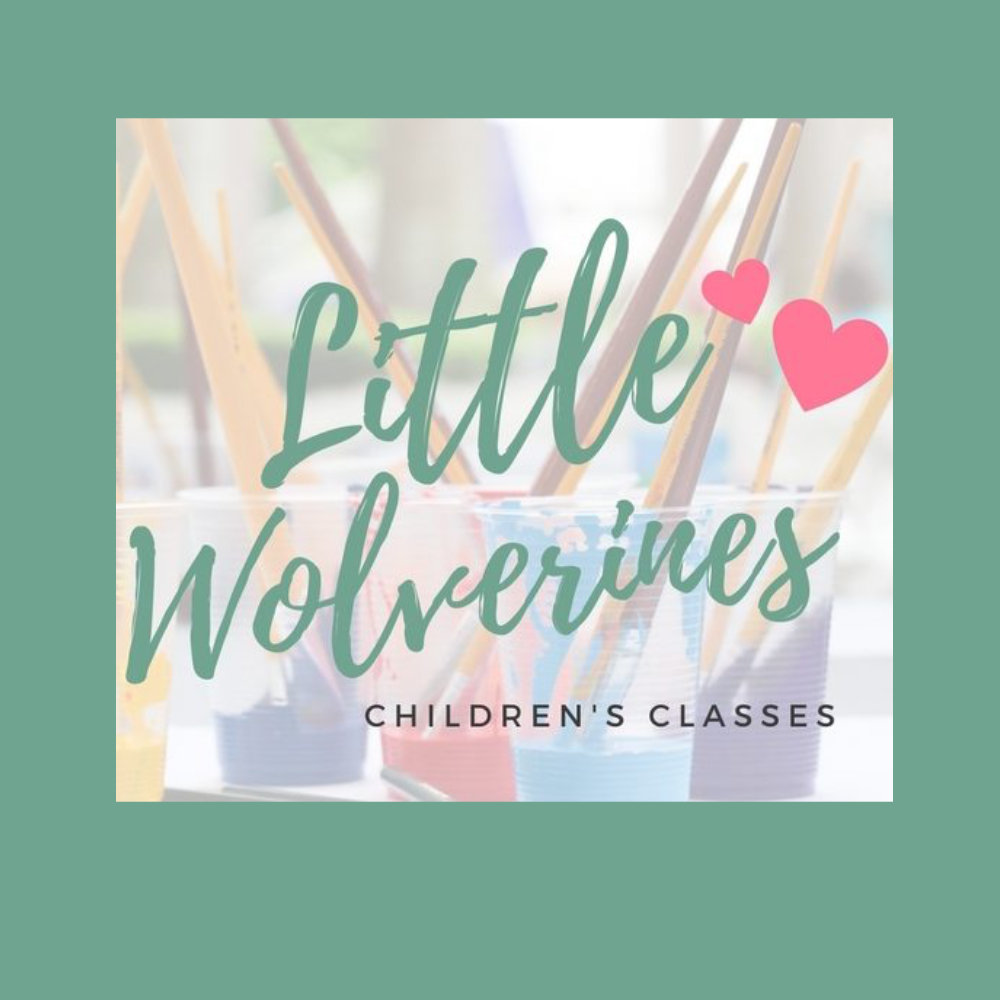 Little Wolverines, ages 2-5 (11:30AM - 12:30PM) 00014