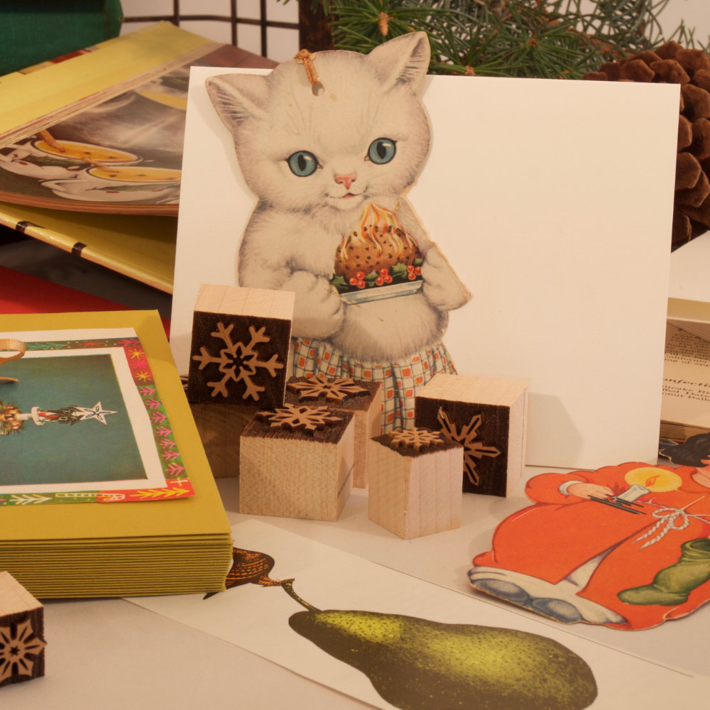 Collaborative Cards: Holiday Greetings with Local Makers, December 3rd 00021