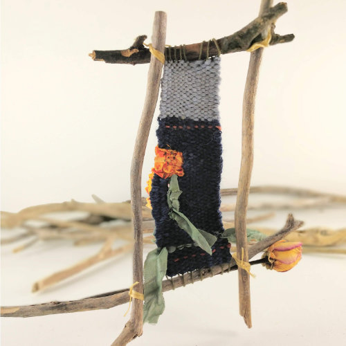 Nature Weaving - August 26 00048