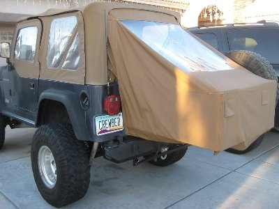 Crewbed SoftTop  Accessory 00003