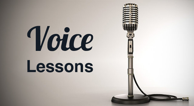 Voice Lessons - Click for options                    PRICING FROM: zzzz
