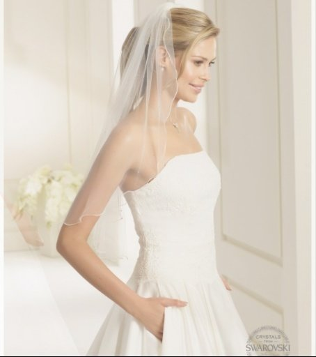 Veil S143 Cream soft (Long) S143