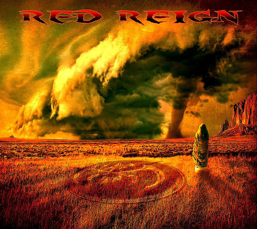 Red Reign CD 00000
