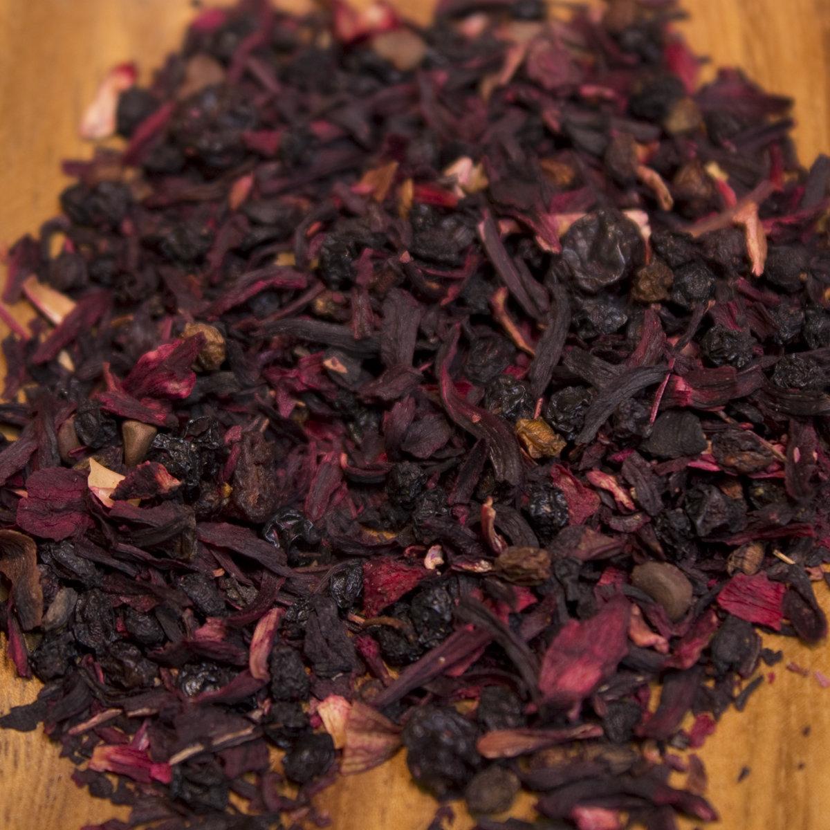 Hibiscus Berry 00117
