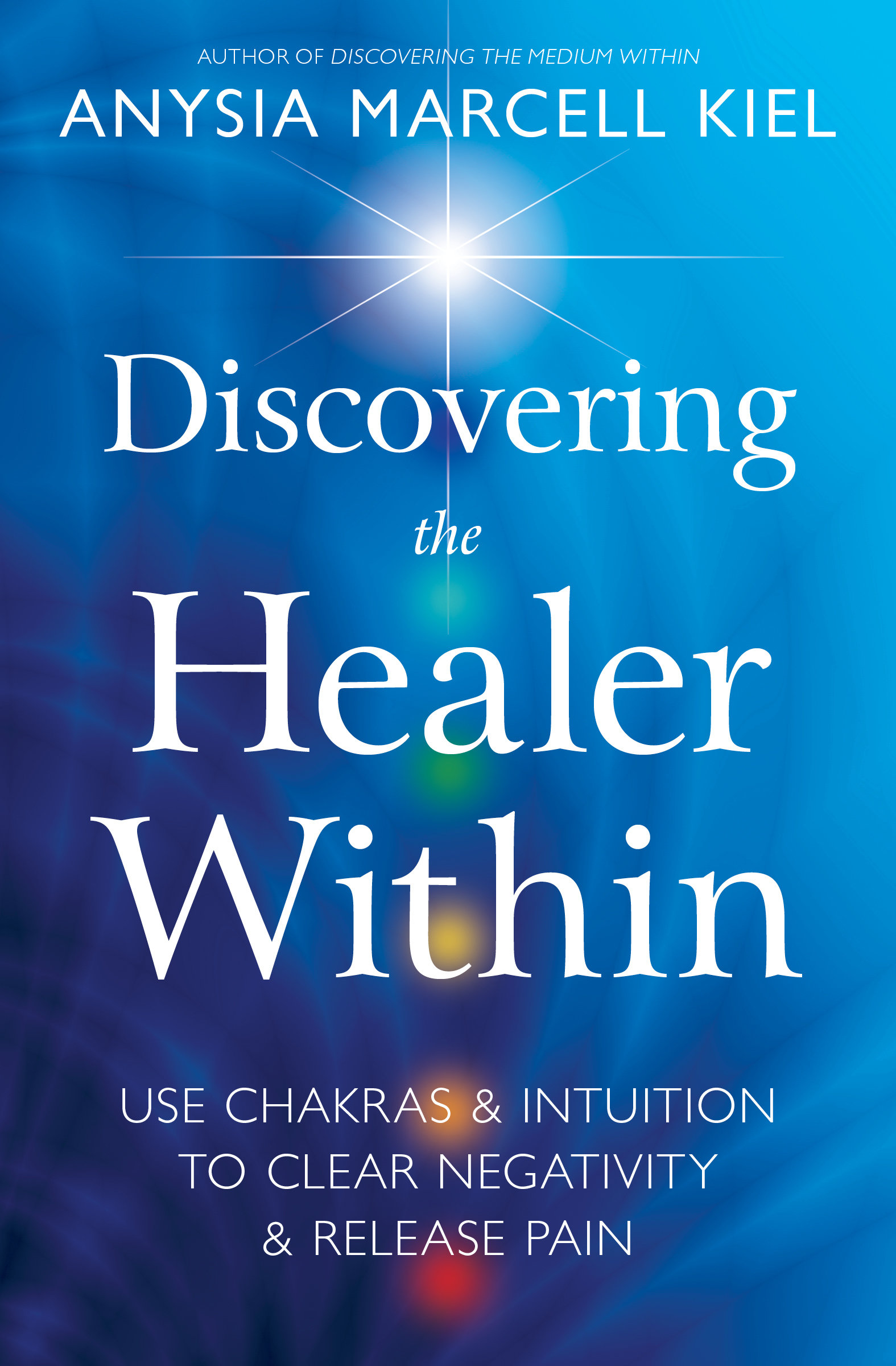 Author Autographed Paperback Book - Discovering the Healer Within 0002