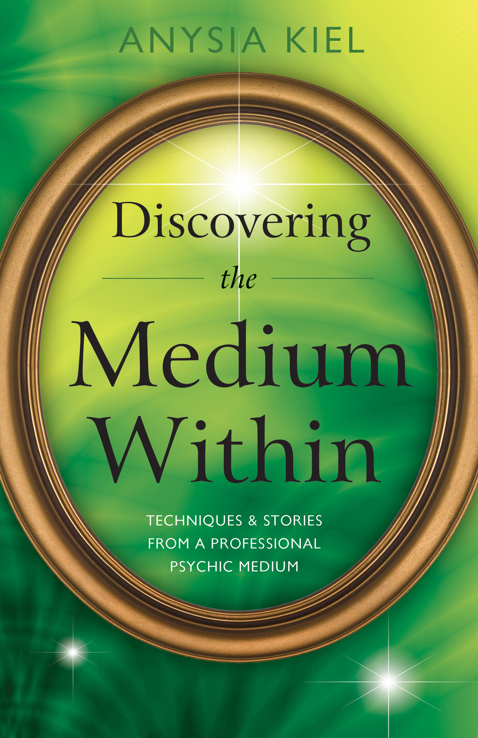 Author Autographed Paperback Book - Discovering the Medium Within 0003