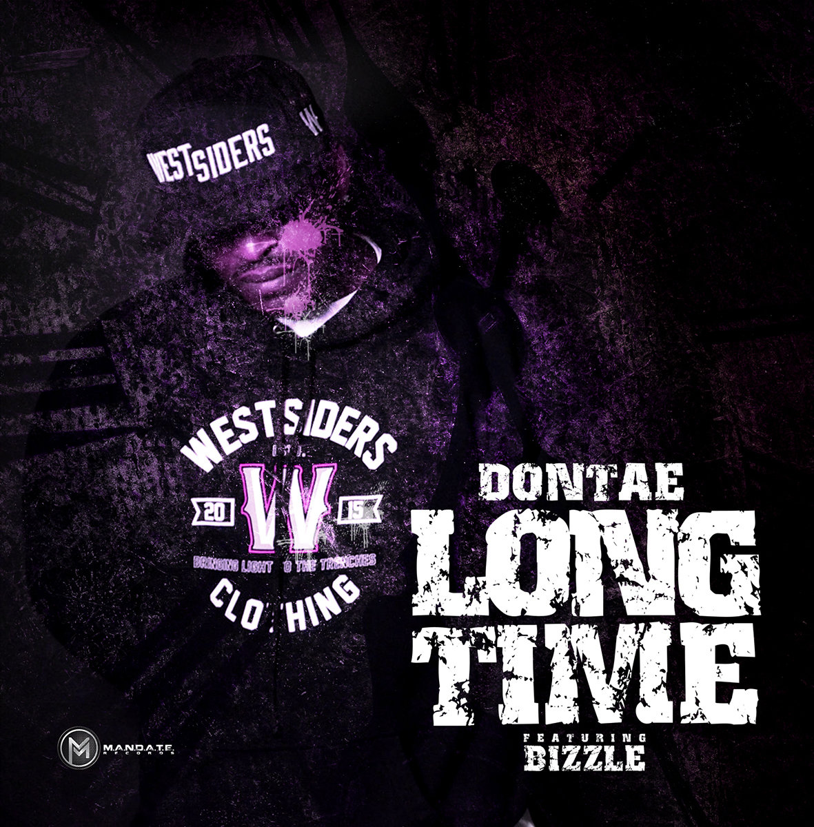 Dontae - Long Time (Physical Copy) 1516