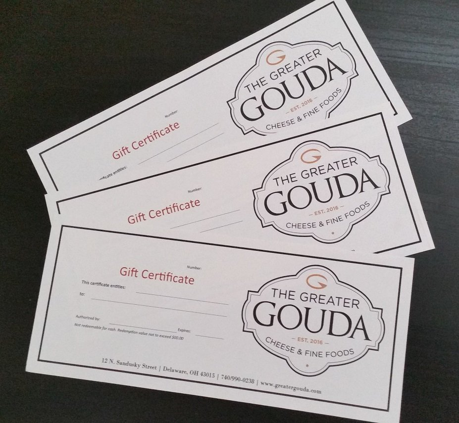 Gift Certificate 00008