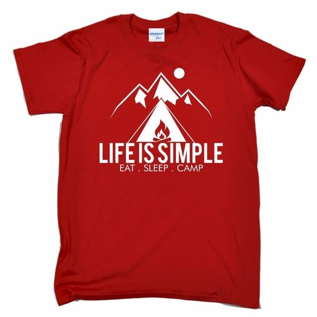 Life is Simple T-Shirt 01002