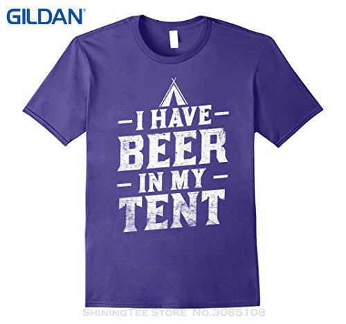 Beer In My Tent T-Shirt 01007