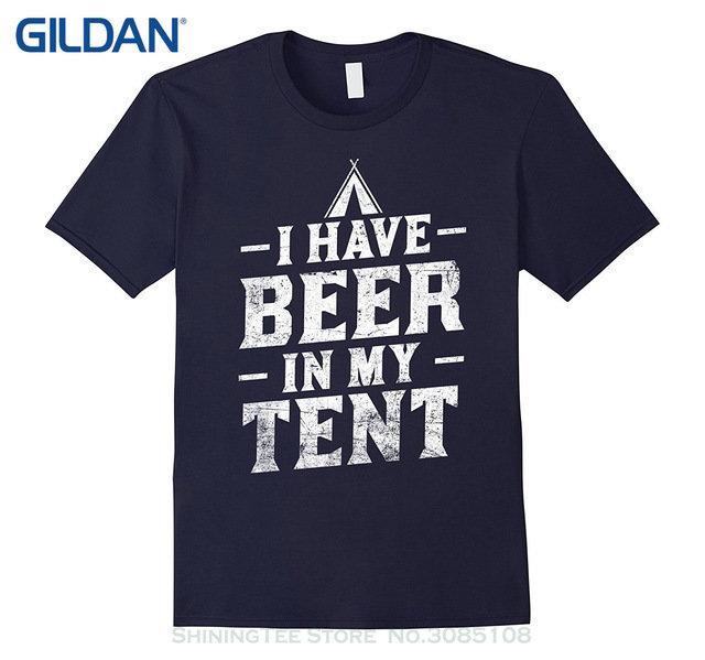 Beer In My Tent T-Shirt