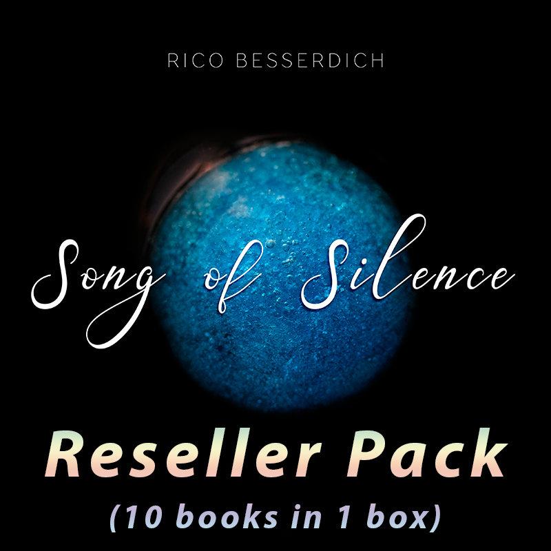 Song of Silence RE-SELLER PACK (10 books) 0002