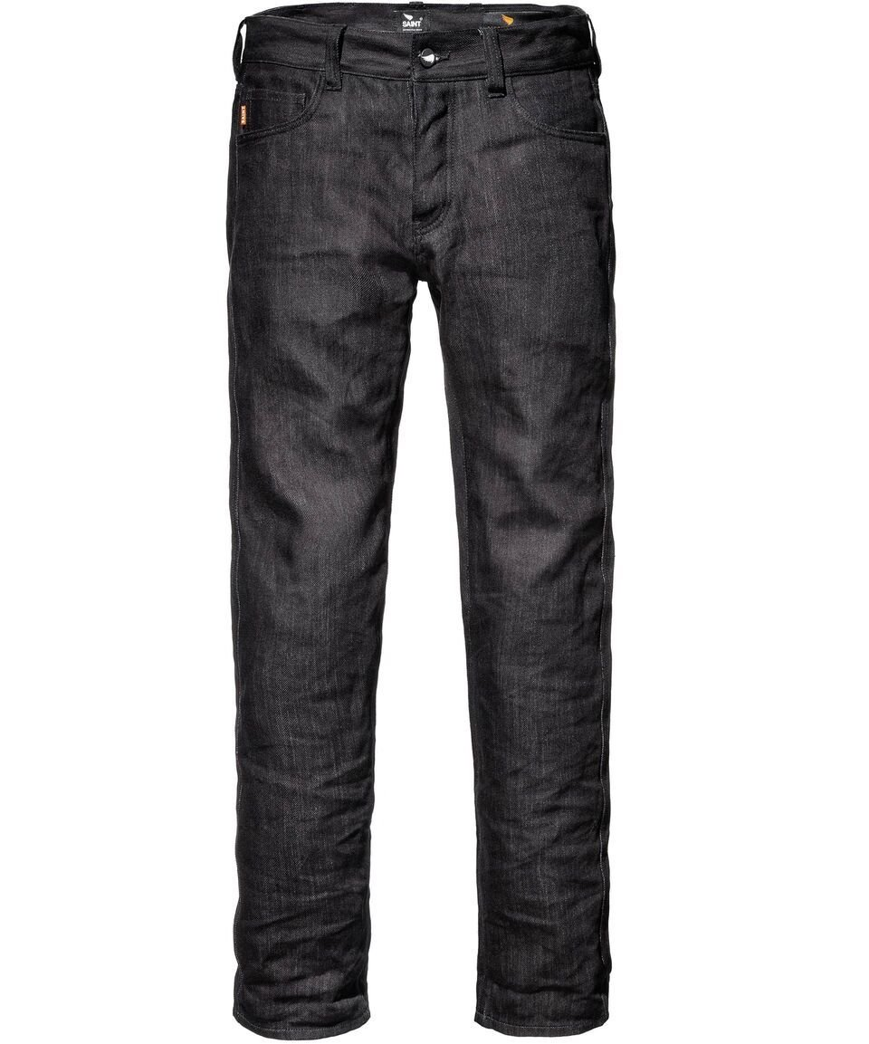Saint Unbreakable Jeans - Tapered (Black) 1