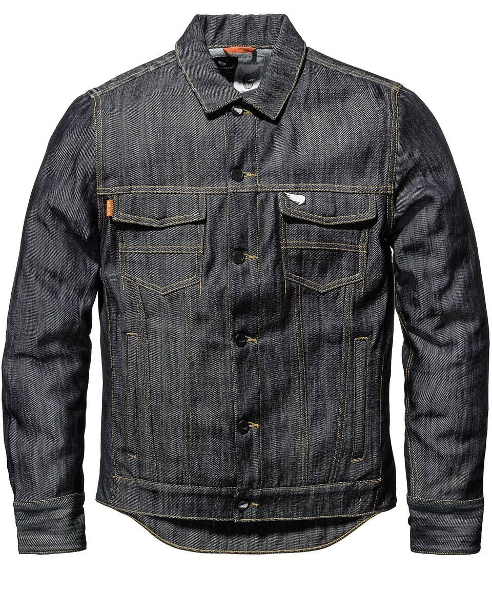 Saint Unbreakable Jacket - (Indigo) 4