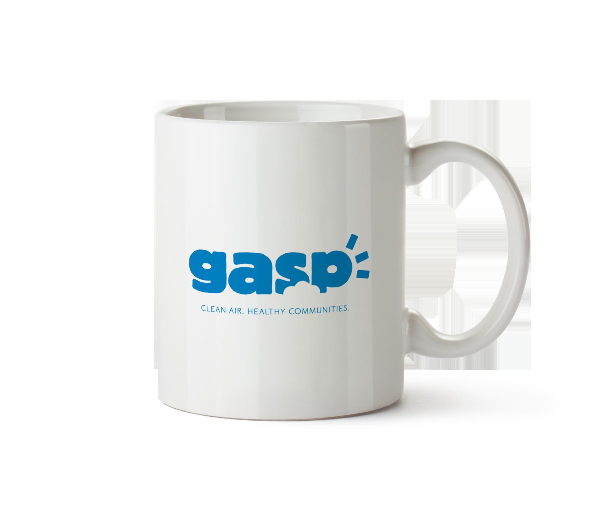 Gasp Logo Mug MUG