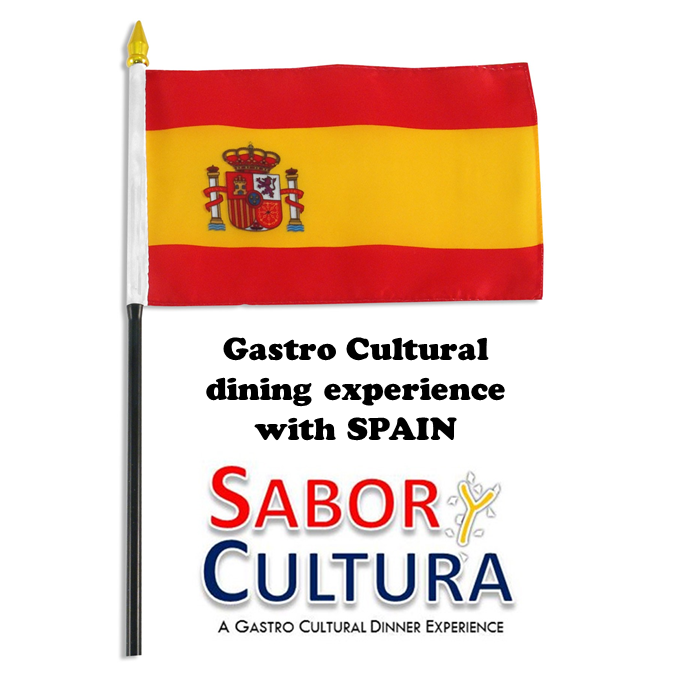 Gastro Cultural dining experience with SPAIN 24