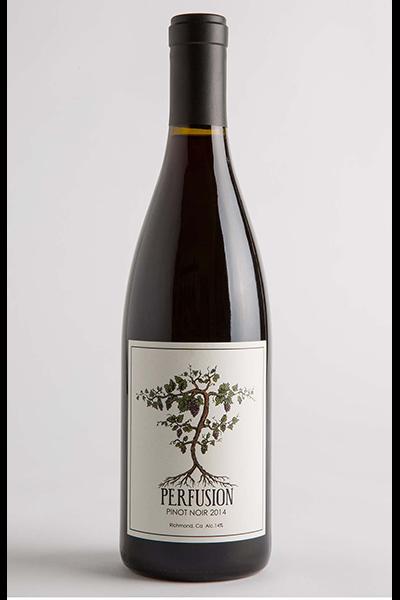 Perfusion Vineyard San Francisco Bay 2014 Pinot Noir 00000