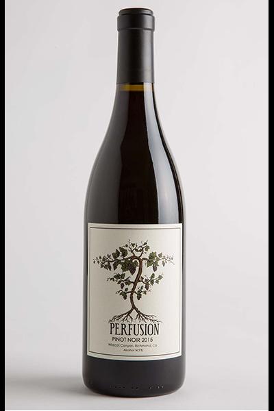 Perfusion Vineyard San Francisco Bay 2015 Pinot Noir 00001