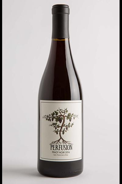 Perfusion Vineyard San Francisco Bay 2016 Pinot Noir 00002