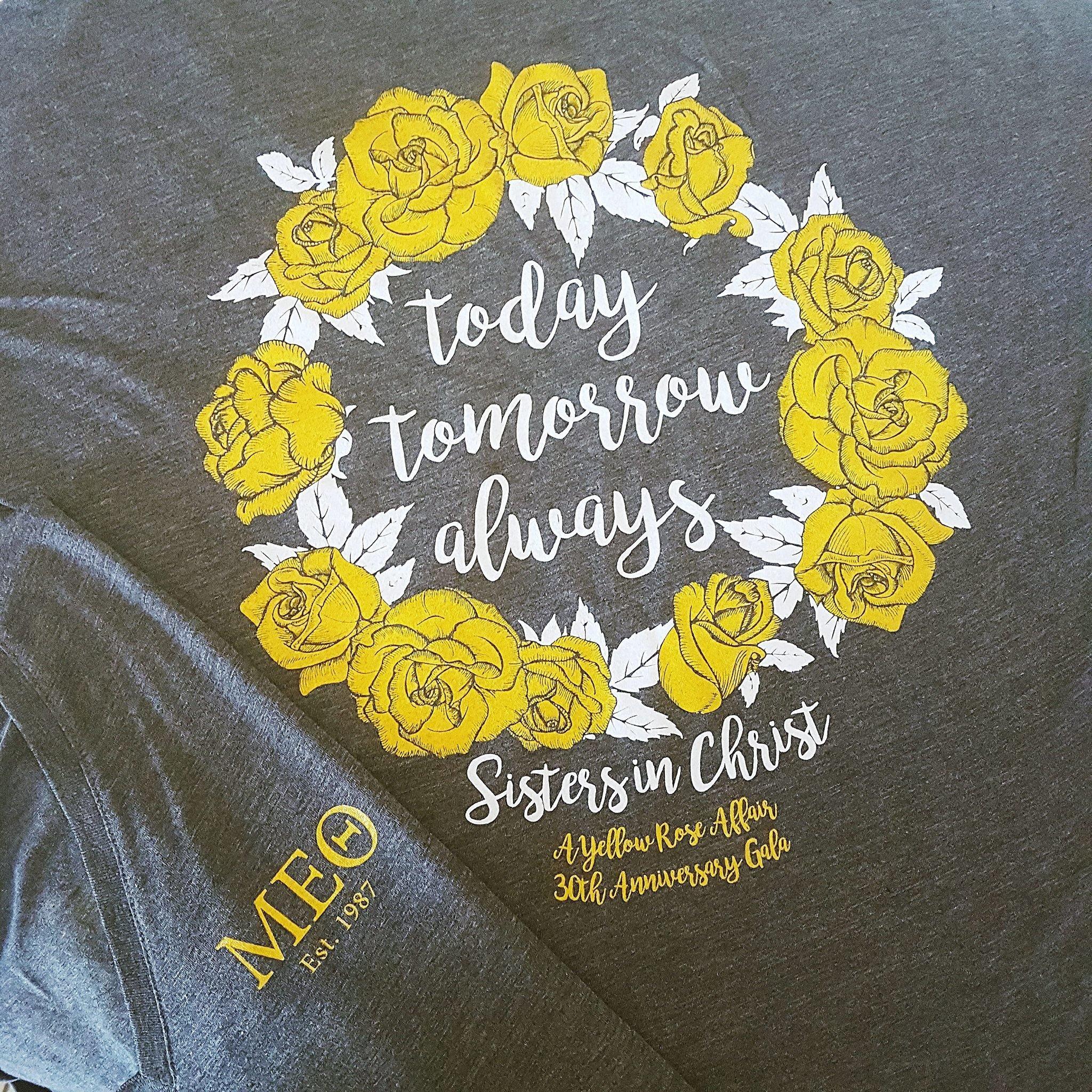Today, Tomorrow, Always Anniversary Gala Shirt 10001
