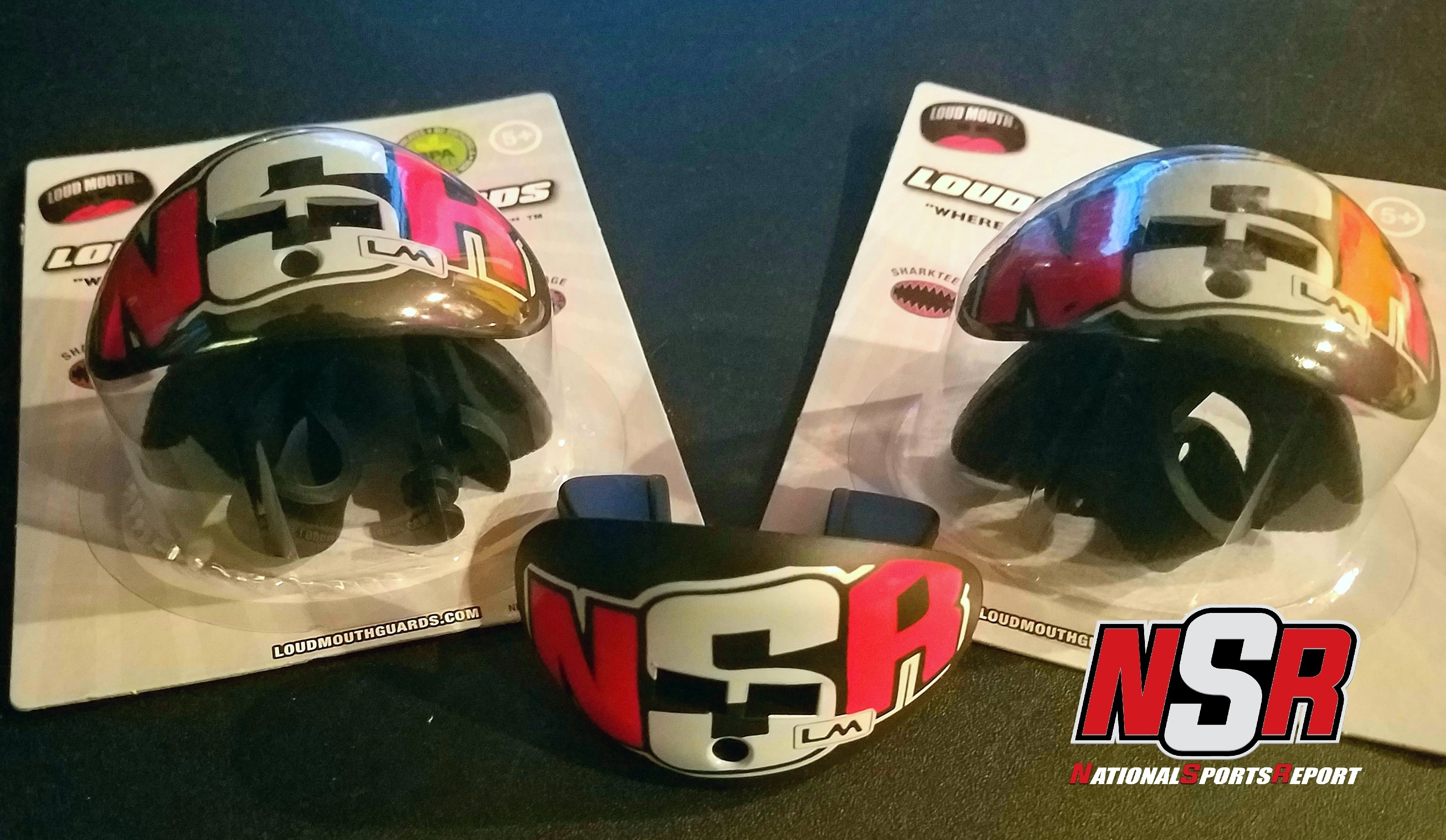 NSR Certified Mouth Guard 1