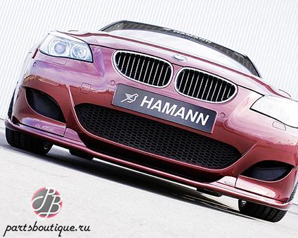 Bmw M5 E60 Hamann