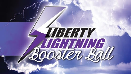 Liberty Lightning Booster Ball Registration (Per Person) 00000