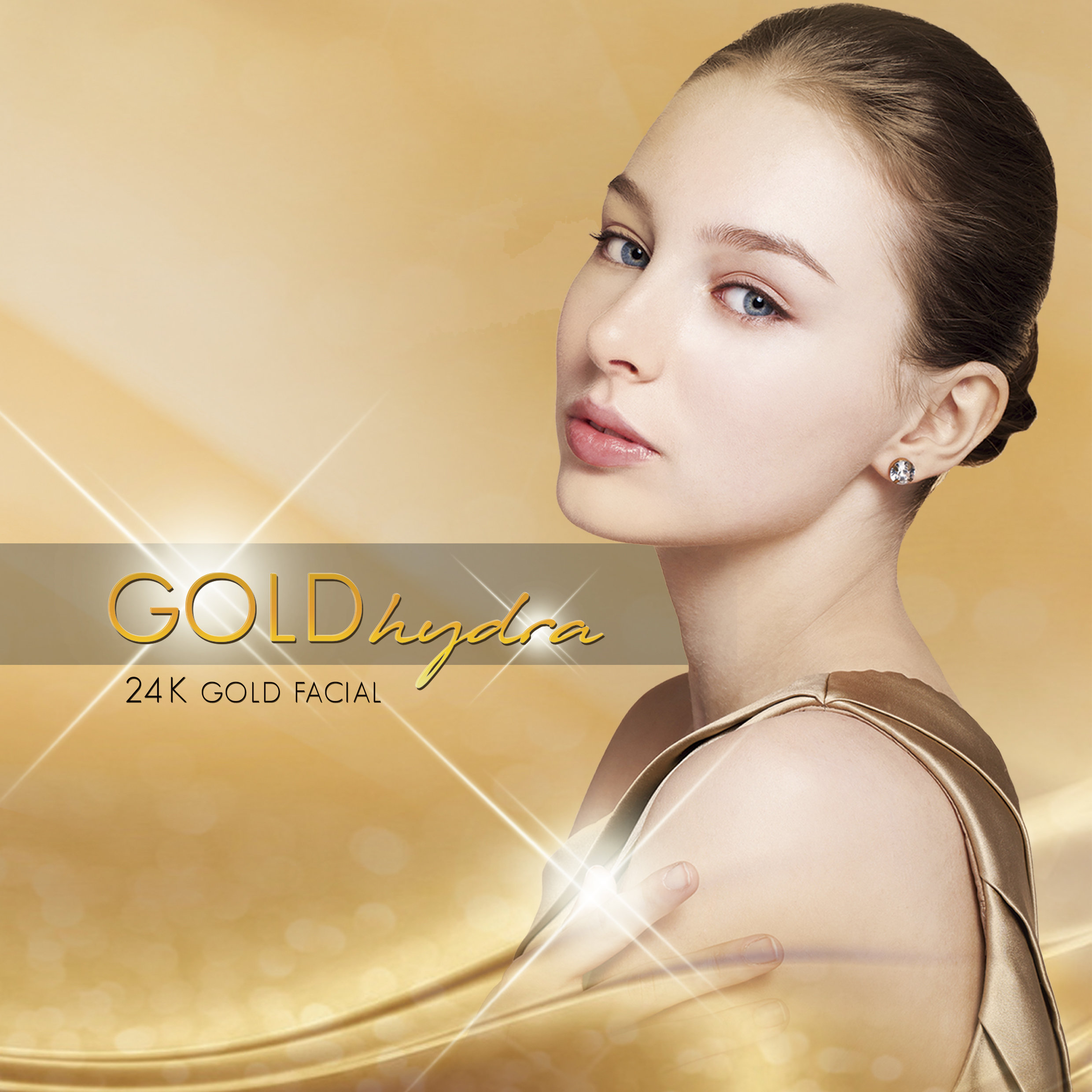 24K Gold Hydra Facial First Trial 0005