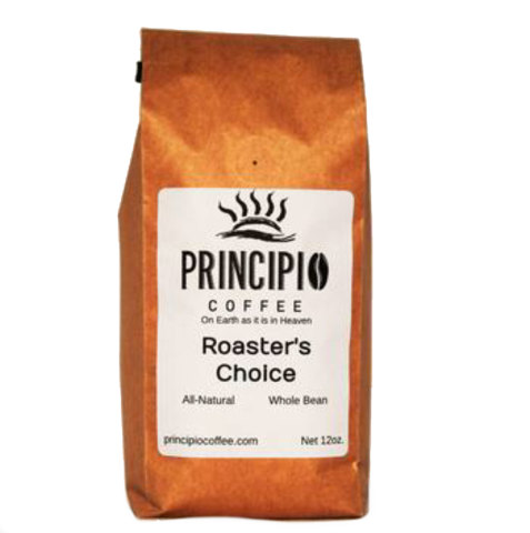 12 Oz Roaster's Choice Whole Bean 12Roasterswb