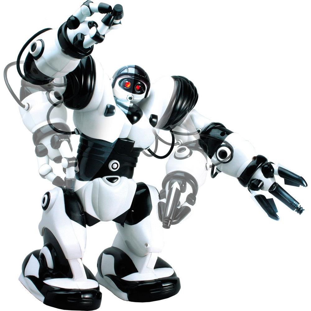 Скрапбукинг для, картинки роботов