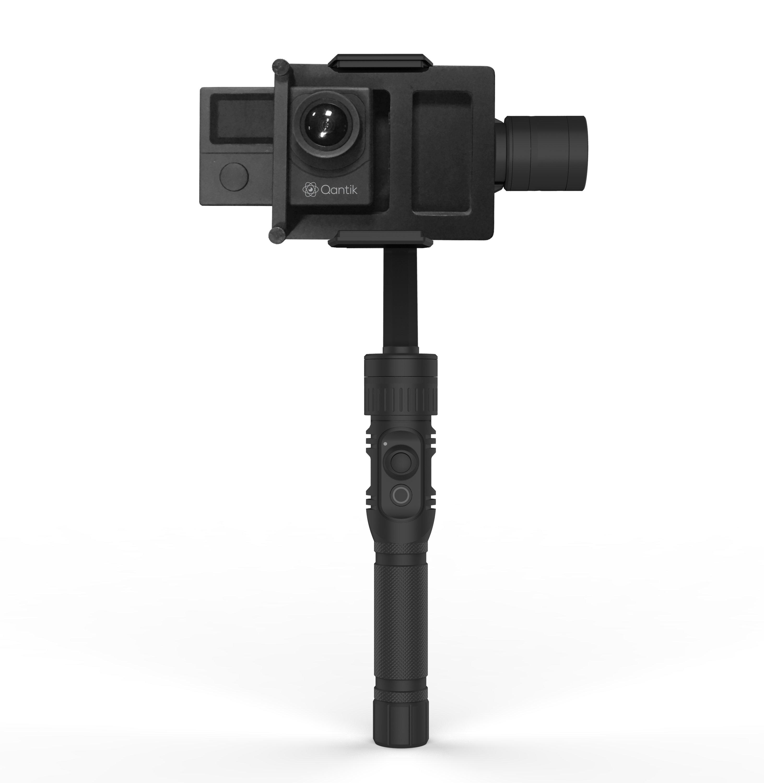 Stabilisateur avec action-cam