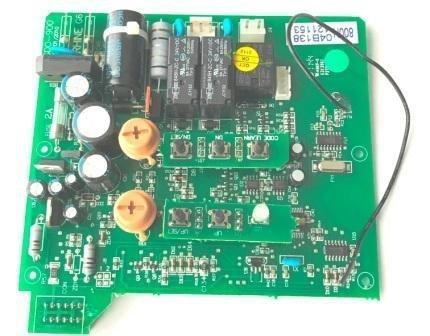 37028c S Genie Circuit Board Genie Parts