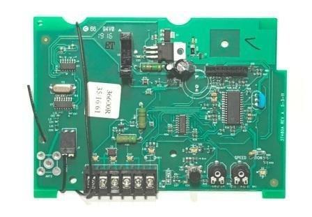 36600r S Excelerator Control Board Genie Parts