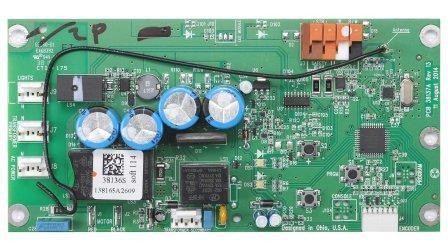 39048r S Genie Circuit Board Genie Parts