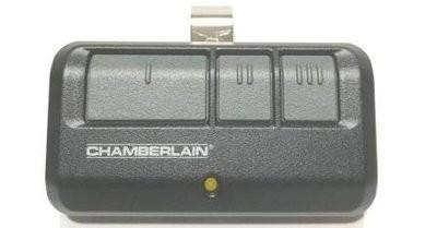 953ESTD Chamberlain Three Button Visor Remote, Security+2.0®