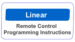 Linear Remote Programming Instructions
