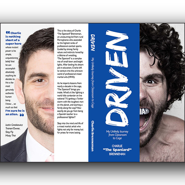 DRIVEN: My Unlikely Journey from Classroom to Cage 02