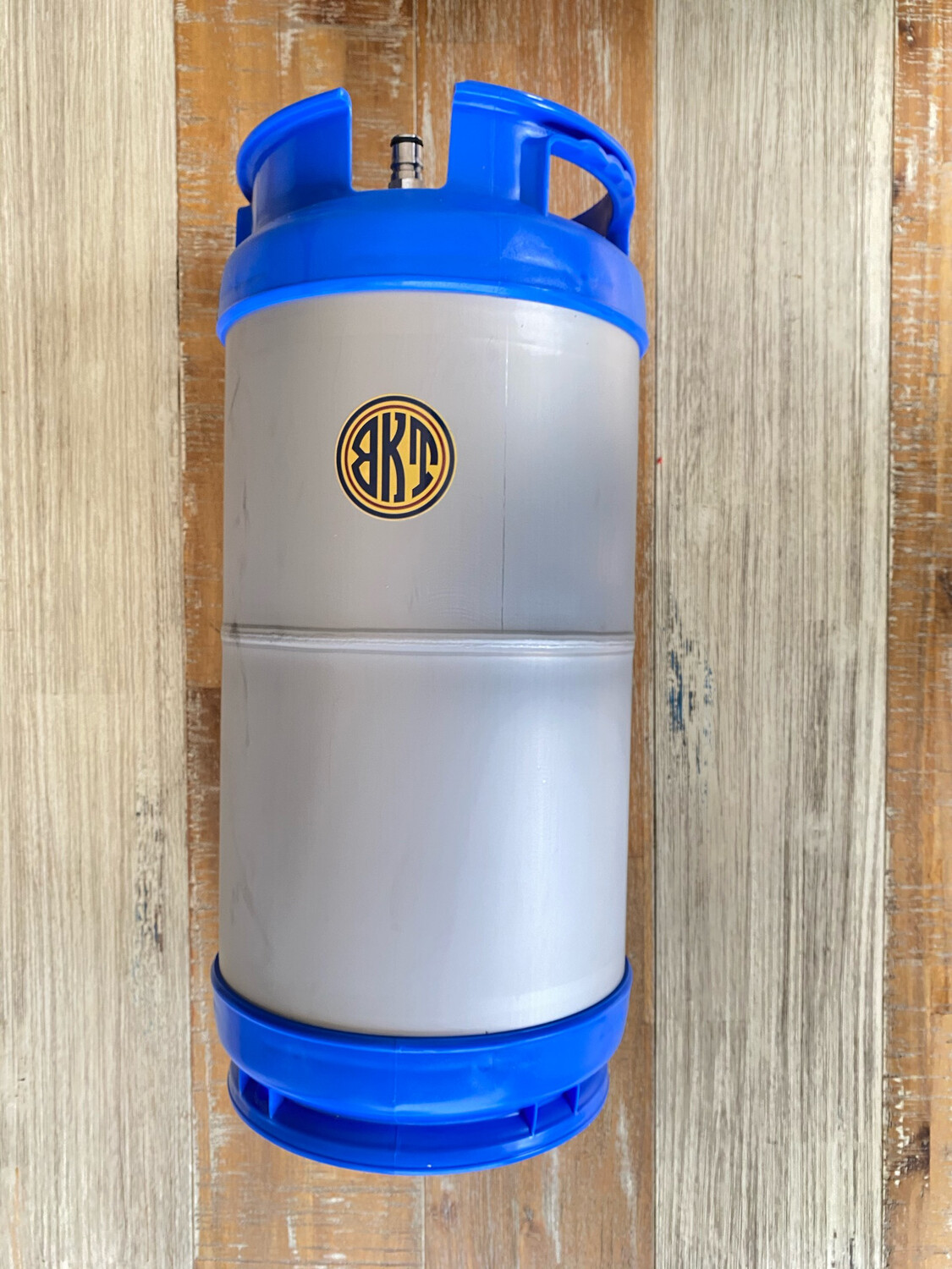 2 x 18L or 19L Reconditioned Used/2nd Hand Ball Lock Kegs