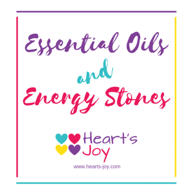 Bundle Set! All 7 Essential Oils with 7 Coordinating Energy Stones
