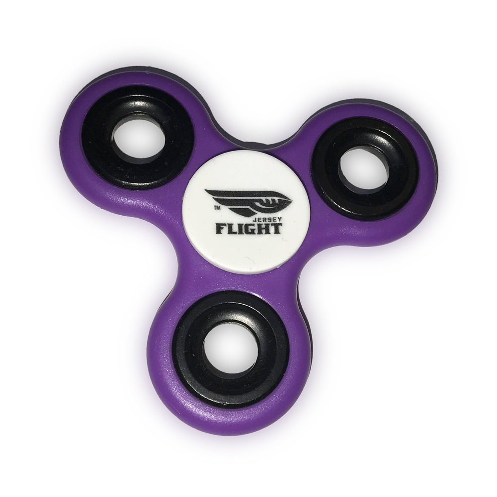Jersey Flight Fidget Spinner FSP17