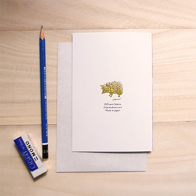 Moose Holiday Card Set (Set of 5)