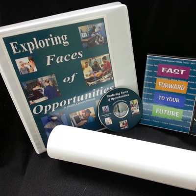 Faces of Opportunities Set (Curriculum, DVD & Posters) 00014