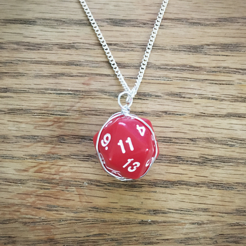 Dice Necklace DN005