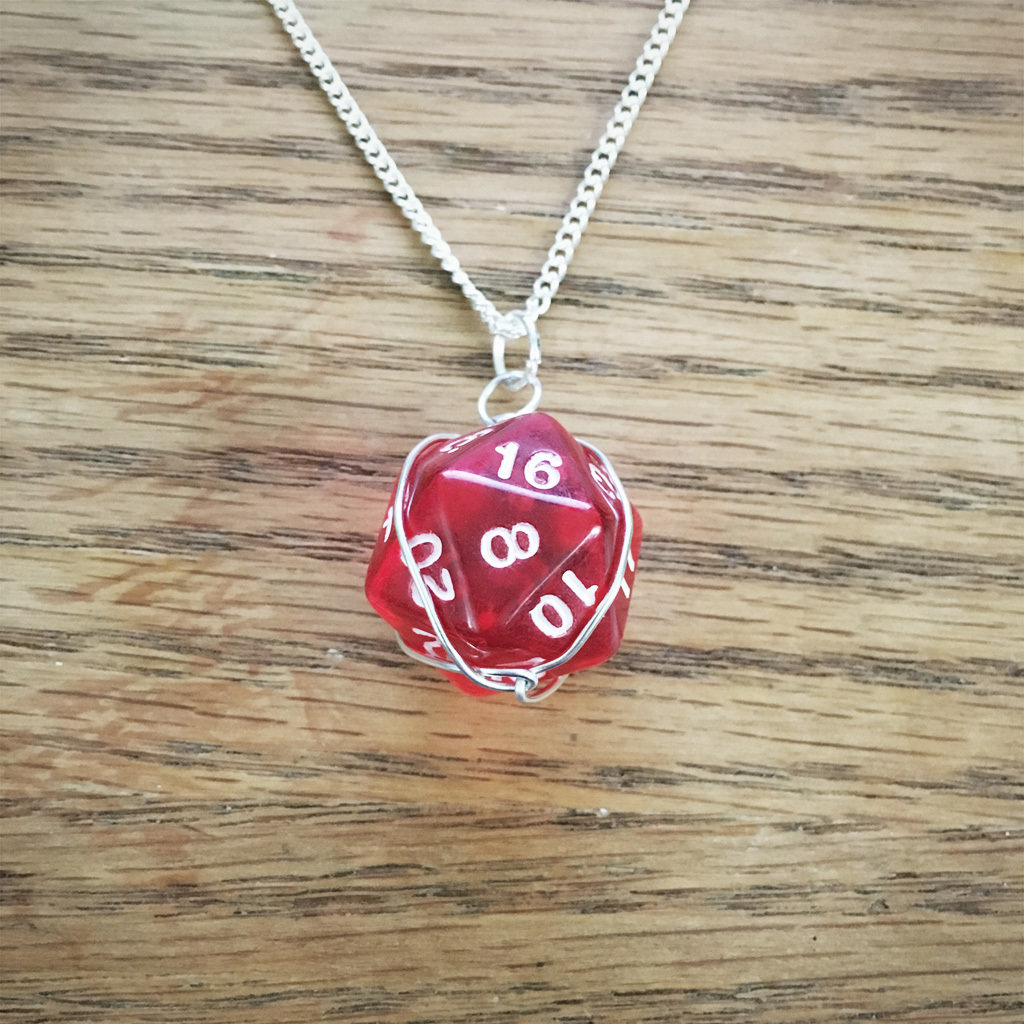Dice Necklace DN012
