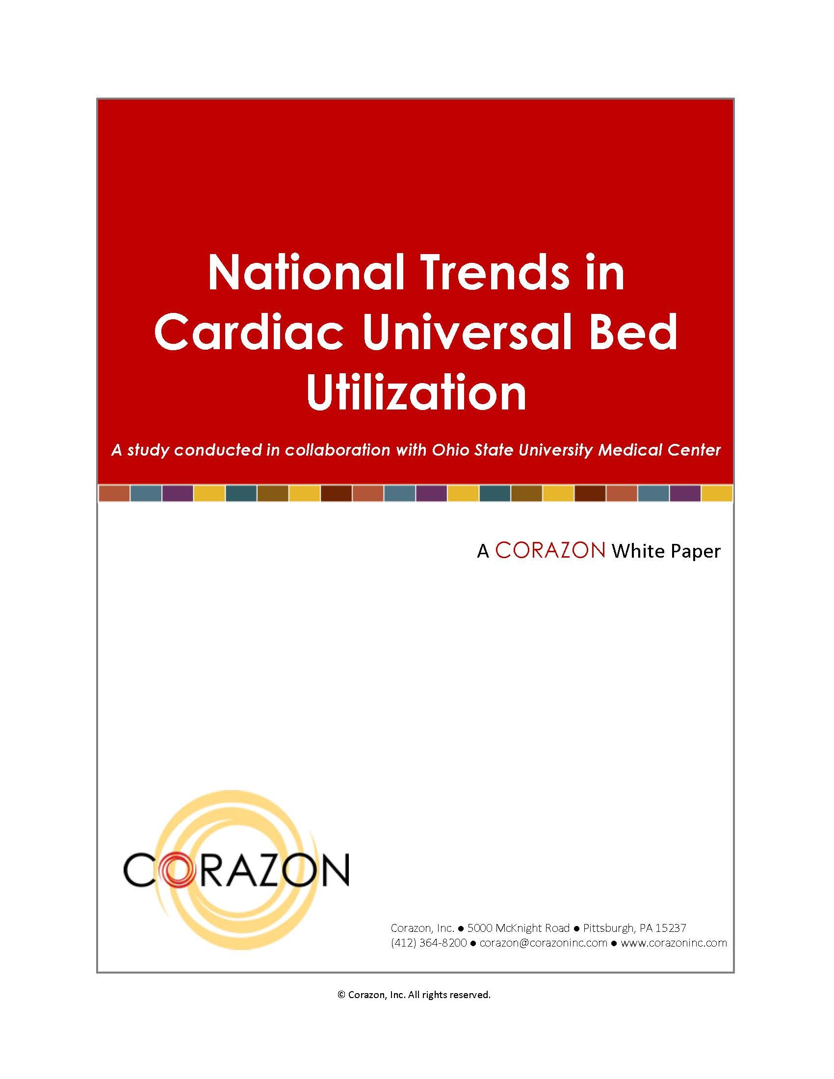 National Trends in Cardiac Universal Bed Utilization 00012