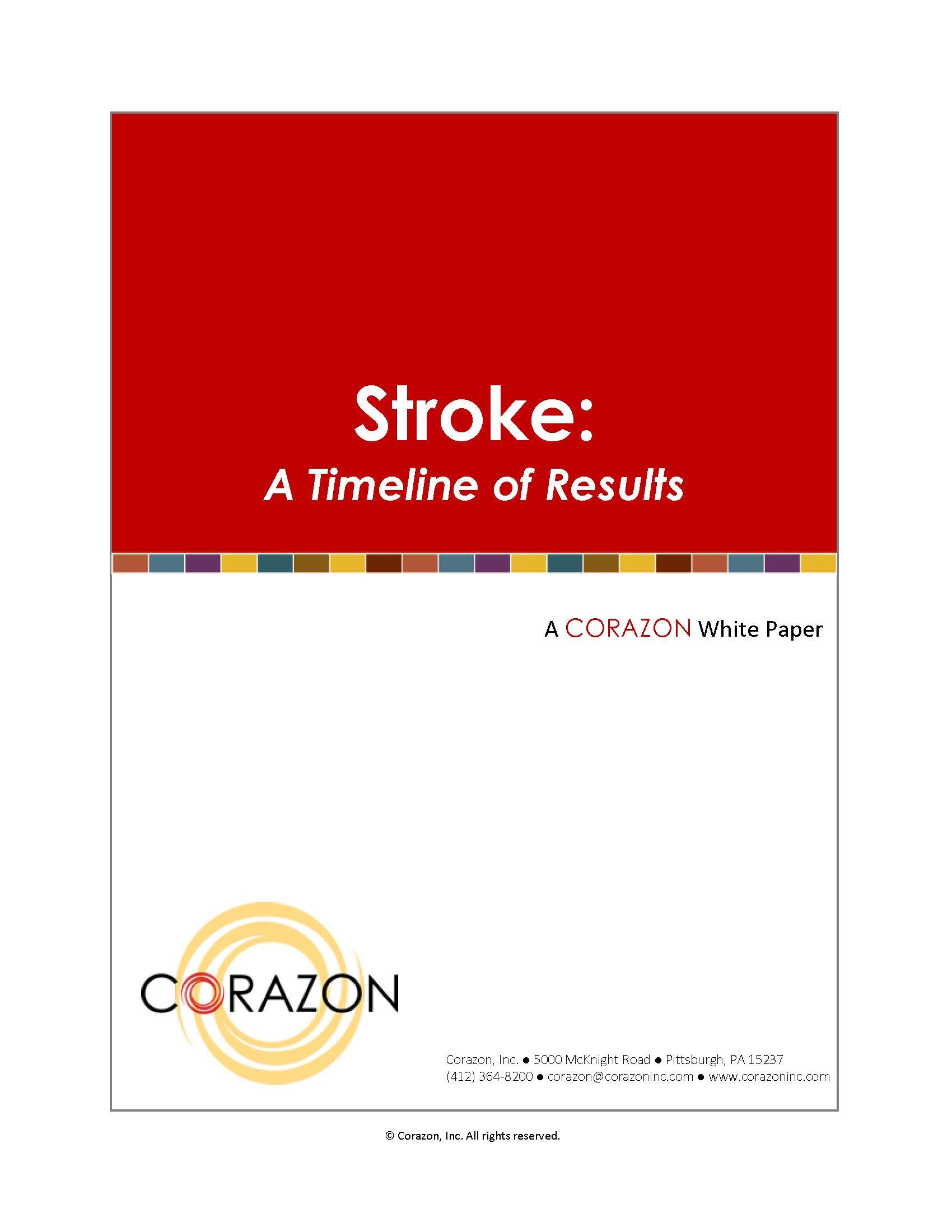 Stroke: A Timeline of Results 00014