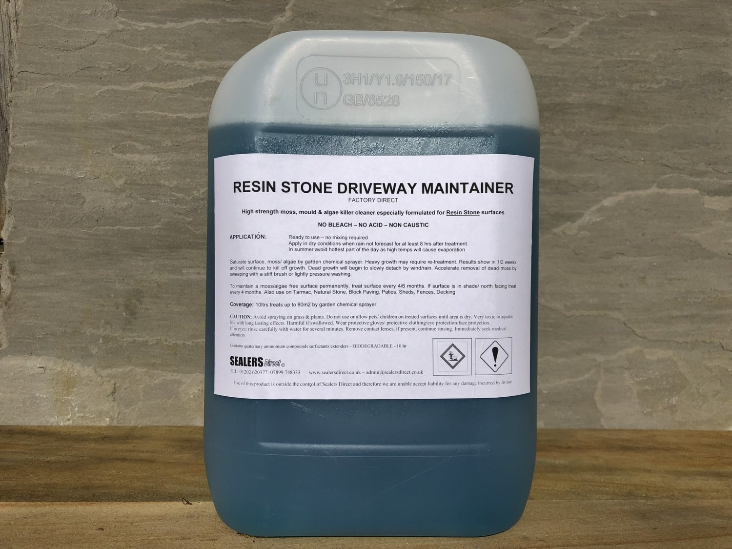Resin Stone Driveway Maintainer